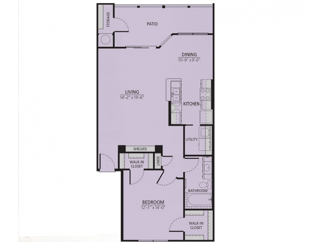 Are you looking for spacious 1 and 2 bedroom apartments in San Marcos TX? Visit the Elysian at Purgatory Creek website for more information.