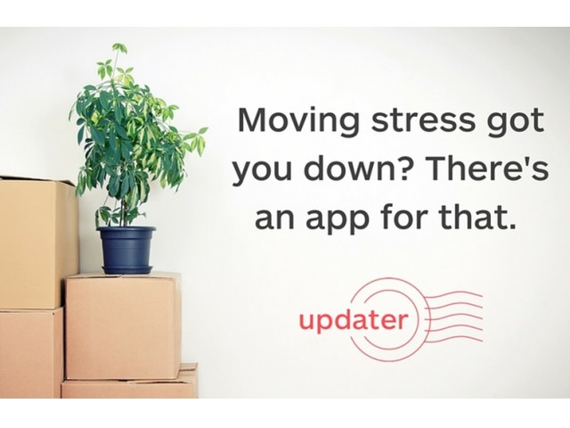 Image of Updater - FREE Online tool to make moving easier for Southern Oaks