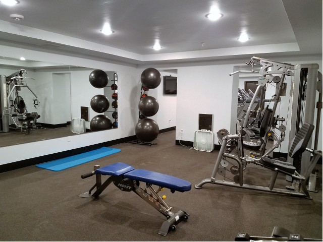 Image of 24 Hour Fitness Gym for The Towers ll