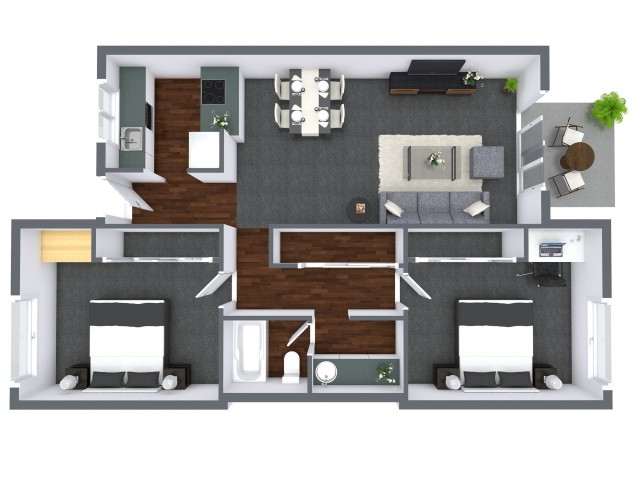 Portage Bay Apartments