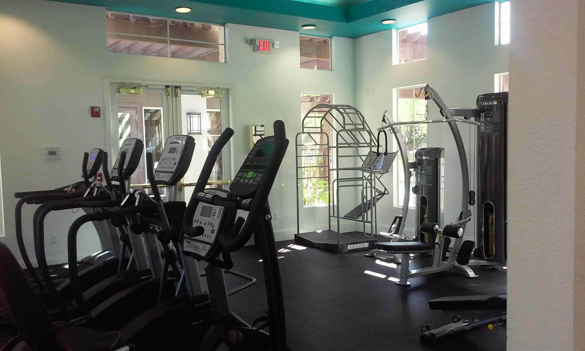 Image of Fitness Gym for Riverwalk