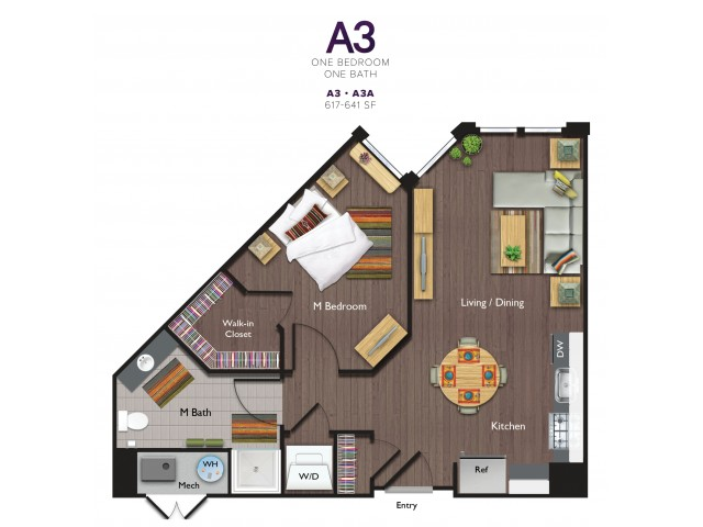 Floor Plan 5 | ValleyBloom
