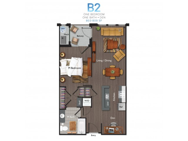 Floor Plan | ValleyBloom 5