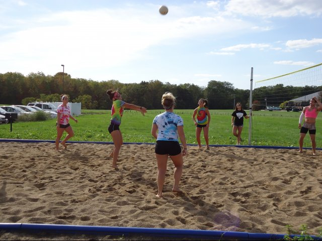 CSC Sand Volleyball 1