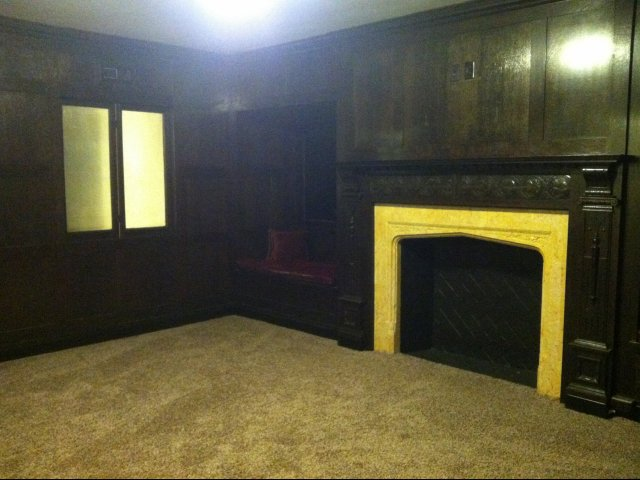 Image of Fireplace for Democrat Lofts