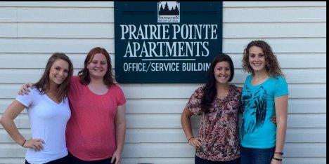 Prairie Pointe Apartments