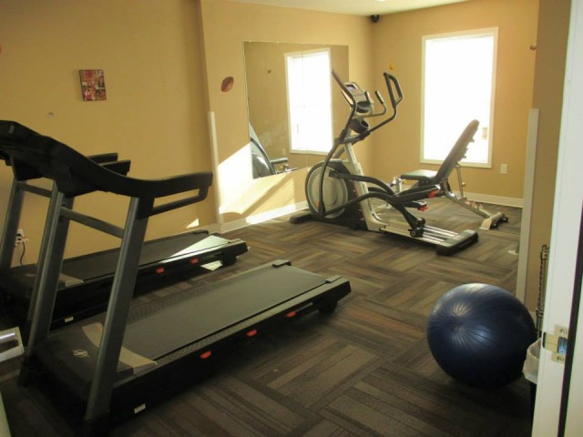 Image of 24 Hour Fitness Gym for The Villas at Baraboo