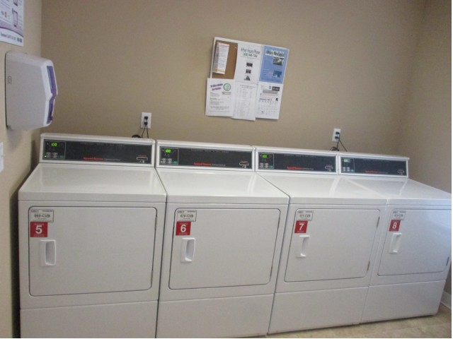 Image of Laundry Facilities for The Villas at Baraboo