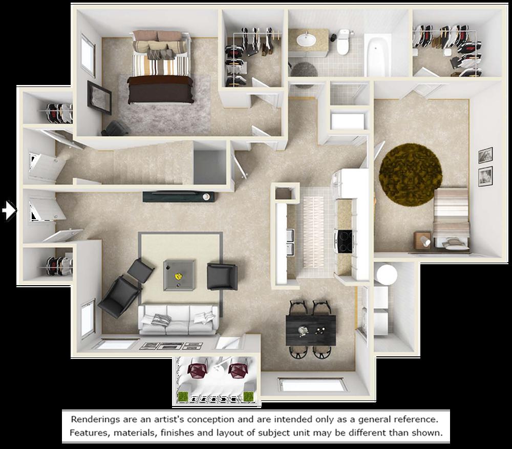 Strathdon Floor Plan