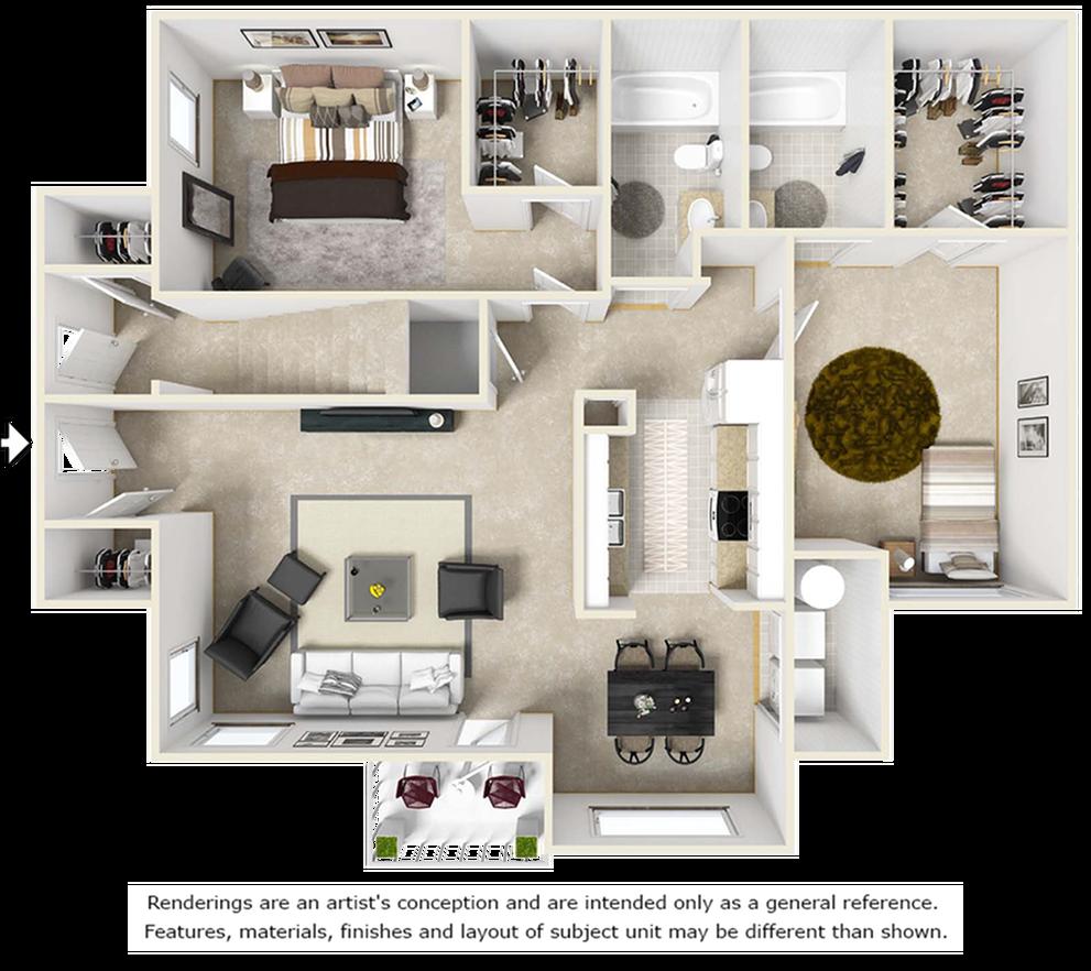 Abernethy Floor Plan
