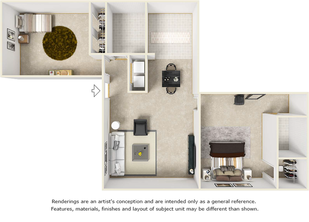Carlyle w/ Enhanced Finishes and Wood Style Floor Floor Plan