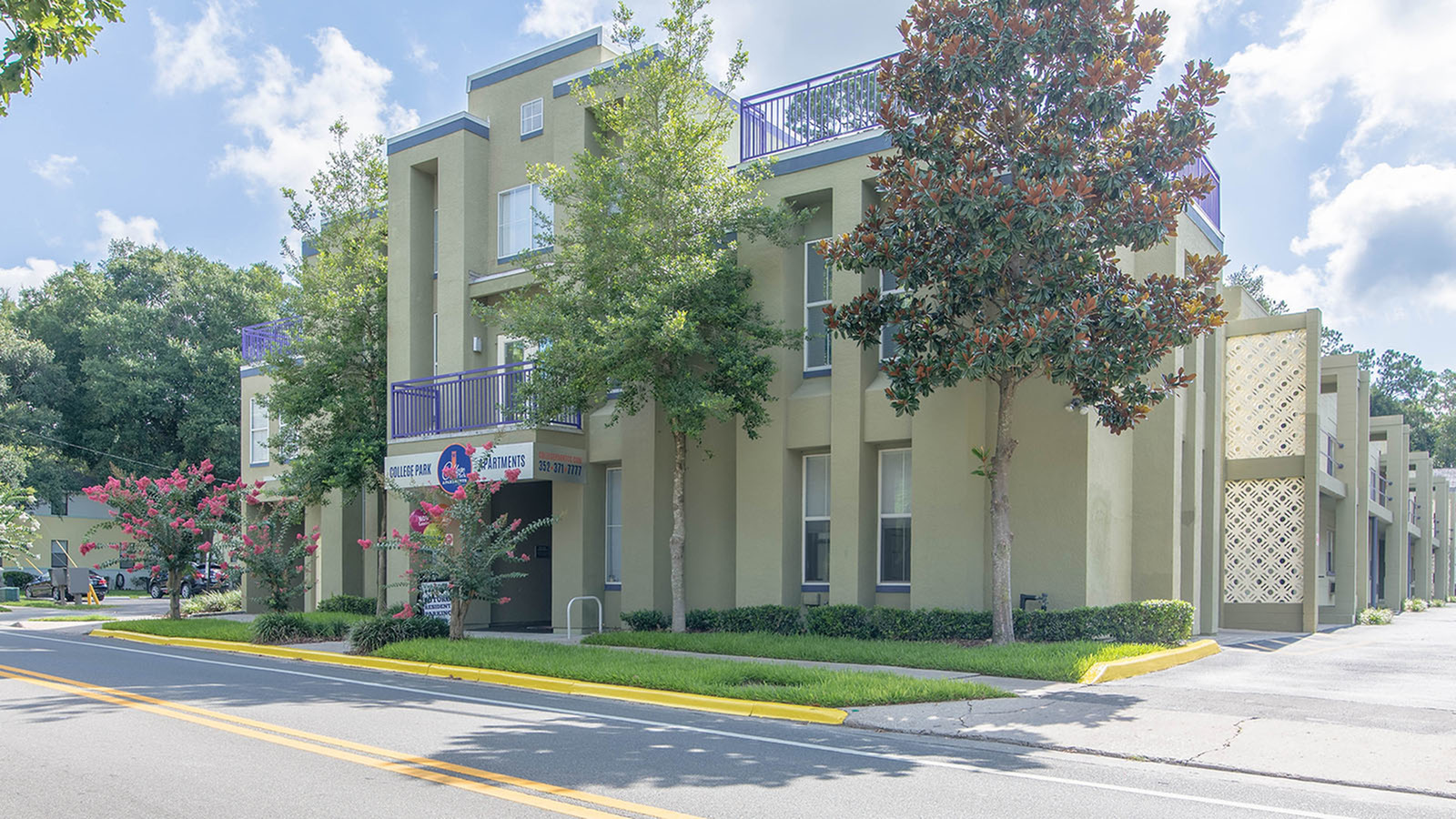 Apartments In Gainesville For Rent College Park