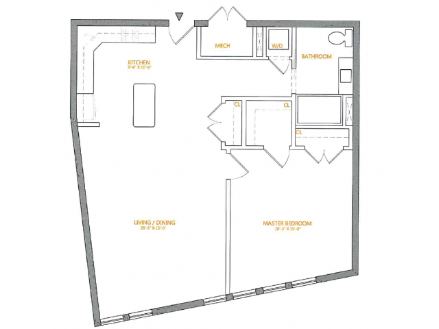 Floor Plan 6 | The Cliffs 2