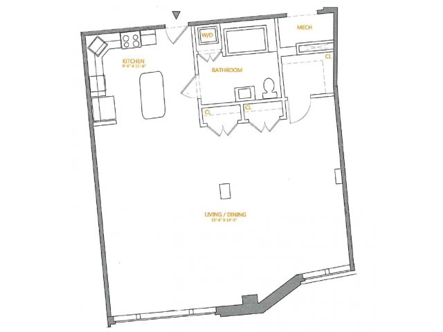 Floor Plan 4 | The Cliffs 2