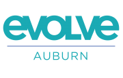 Evolve Auburn Logo | Apartments In Auburn Al | Evolve Auburn