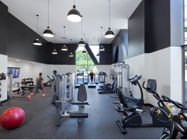 Image of Fitness Center for The Buckler