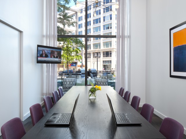 Image of Conference Room for The Buckler