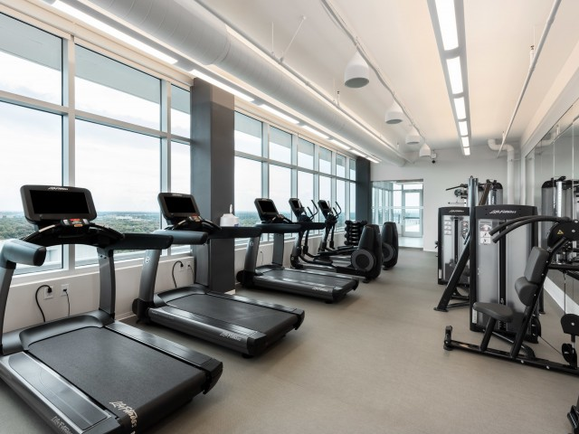 Image of Fitness Center for Two Twelve Clayton