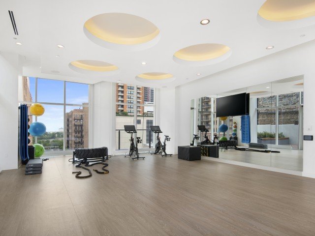 Image of Fitness & Spin Studio for Eleven 40