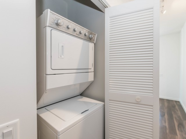 Image of Stackable Washer & Dryer for Eleven 40