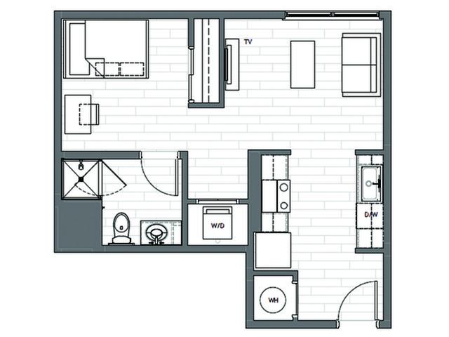 Evolve Bloomington Apartment Rentals