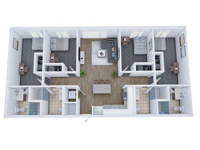 4x4 Penthouse