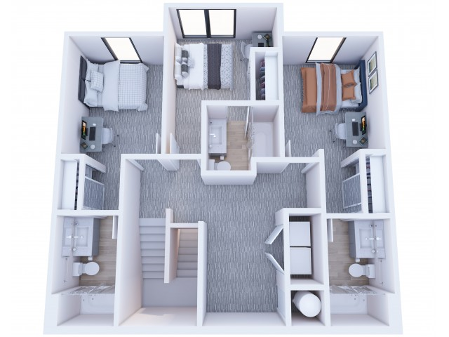 5x5 Loft - Upper Level - Fewer Than 5 Spaces Remaining