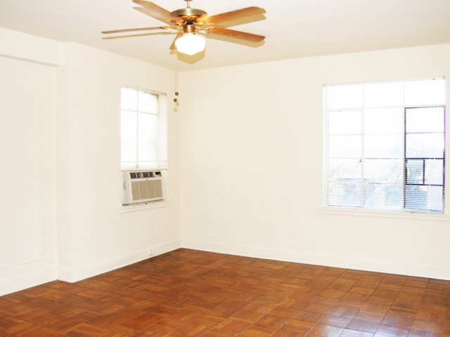 Image of Parquet Wood Floors for Kimbrough Towers