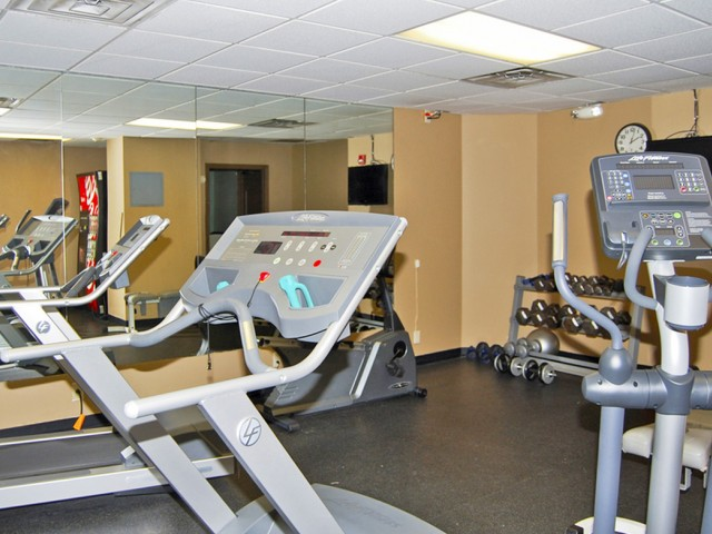 Image of 24-Hour Fitness Center for Kimbrough Towers