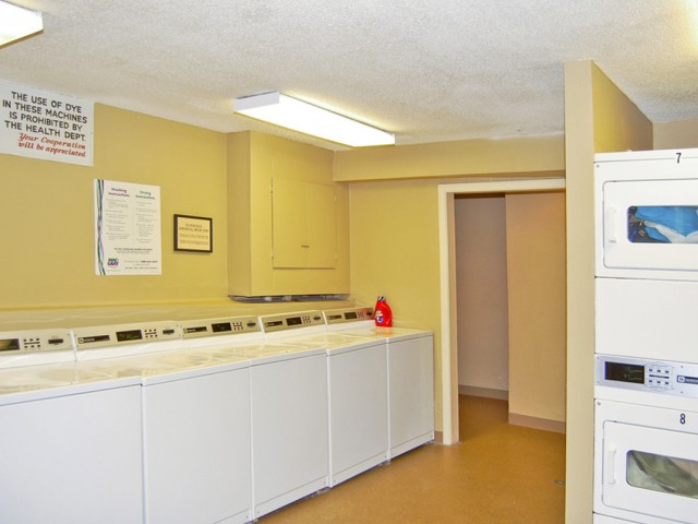 Image of 24-Hour Laundry Facility for Rosecrest Apartments