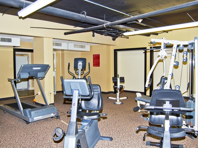 Image of State-of-the-Art Fitness Center for Rosecrest Apartments
