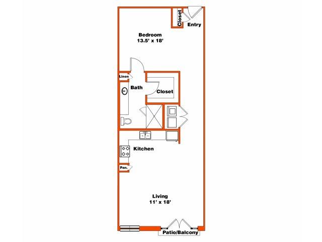 L6C | Trinity Loft | Dallas Apartments