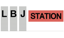Modern Dallas Apartments | LBJ Station Logo