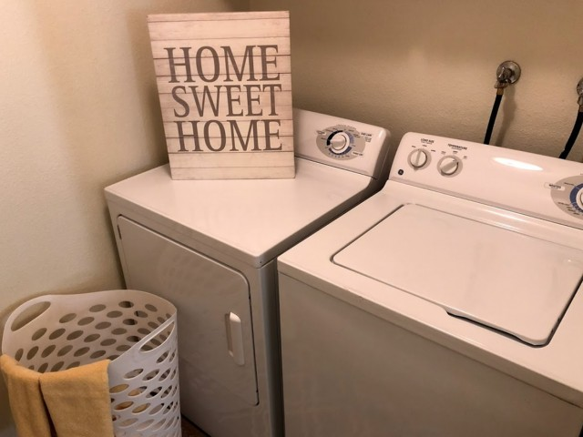 Image of Washer/Dryer in Unit for The Lexington