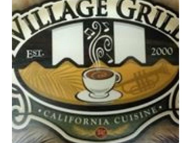 Village Grill Logo