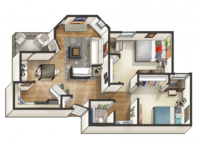All|Floor PlansB1