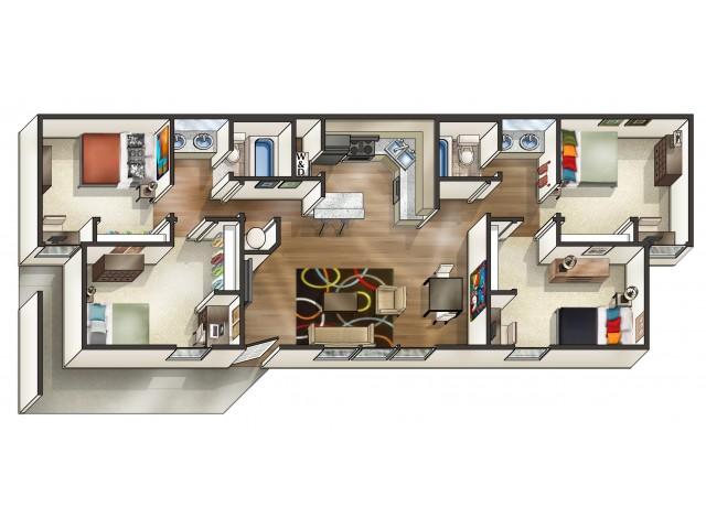 All|Floor PlansD1