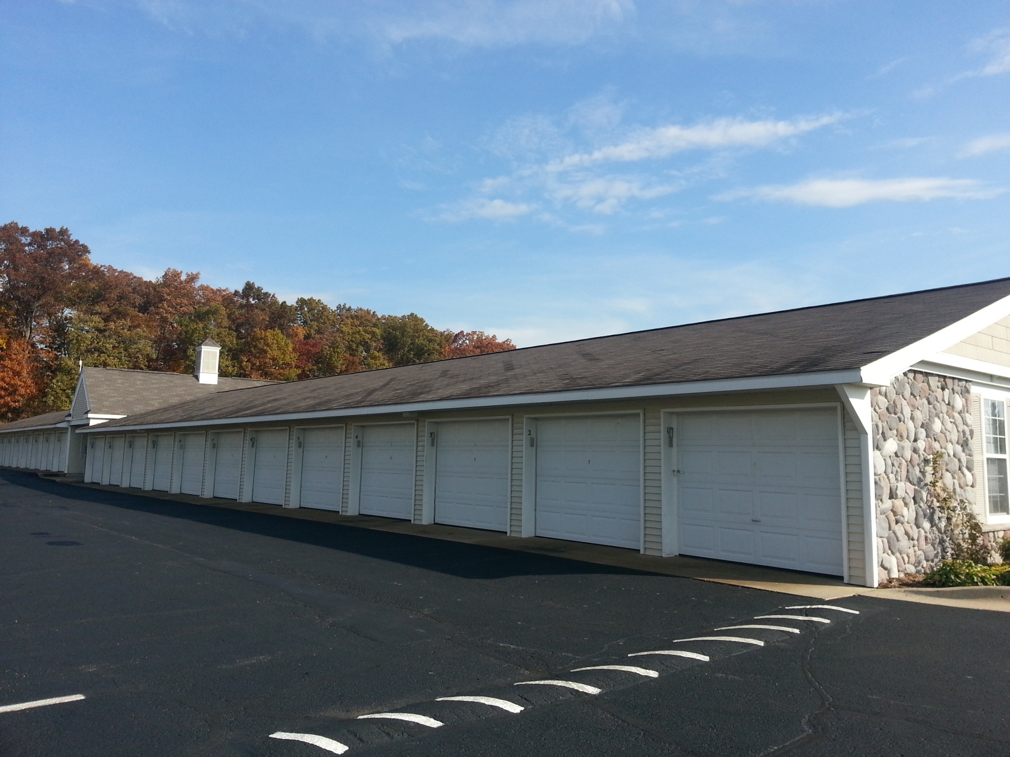 Image of 10x20 Garage with Remote & Keypad for Stoneridge Apartment Homes