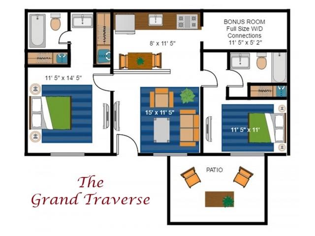 The Grand Traverse