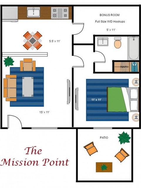 Mission Point River Deluxe