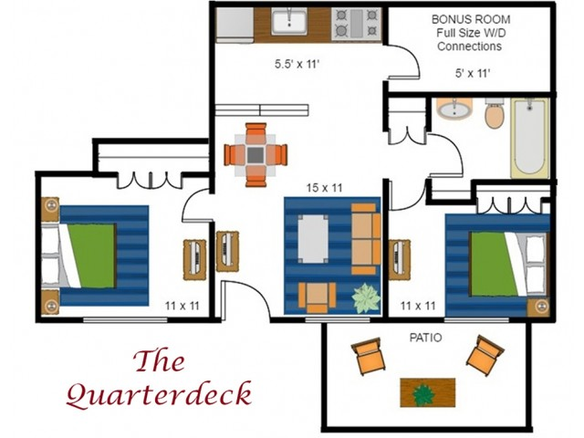 The Quarterdeck