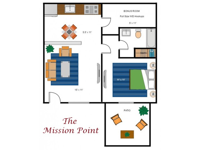 The Mission Point Premier