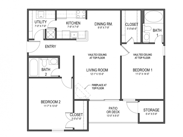 Charter Creek Apartments