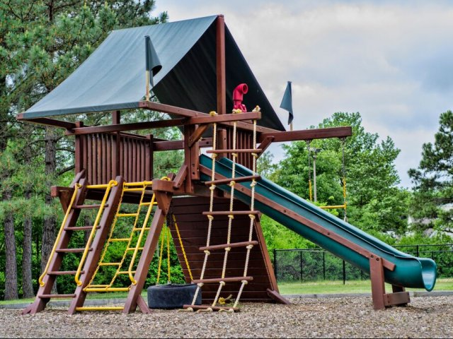 Image of Playground for Cross Creek Apartments