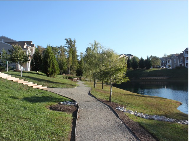 Image of Walking Trail for The Park at Salisbury