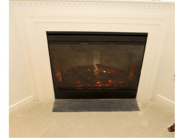 Image of Built-in Fireplace  ** In Select Units for The Park at Salisbury