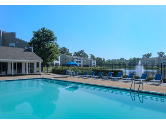 Image of Swimming Pool for Mill Trace Village