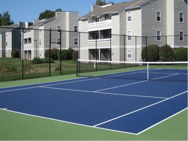 Image of Tennis Court for Mill Trace Village