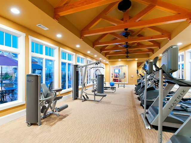 Image of 24 Hour Fitness Center for The Preserve at Columbus Park