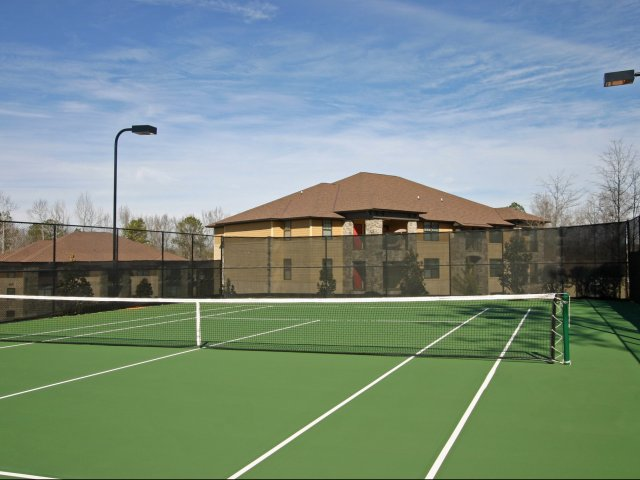 Image of Tennis Court for Grove Park